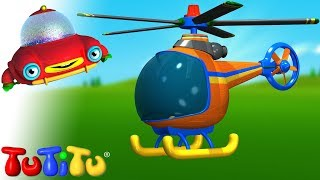 Helicopter | TuTiTu The toys come to life