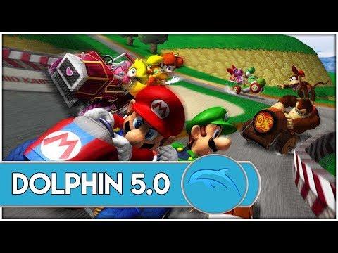 Dolphin Emulator 5.0 [4x]   Mario Kart Double Dash [1080p]   Gamecube/Wii Emulator [#1]