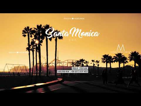 StickyLoveSounds - Santa Monica | DJ Quick / Dr. Dre Type Beat