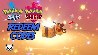 How To Redeem Codes For Pokemon Sword and Shield