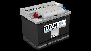 новый аккумулятор Titan Euro Silver