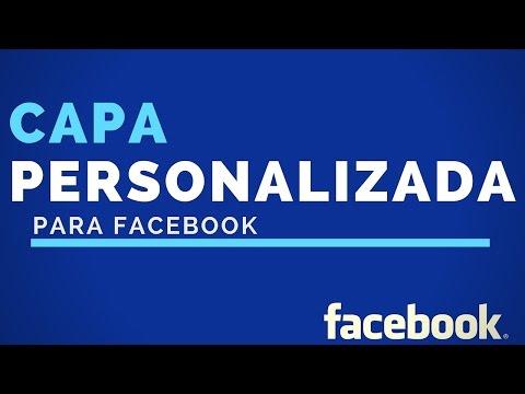 Como Criar Capa Para Facebook Personalizada | Grátis Online