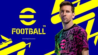 eFootball™ (PES2022) Official Reveal Trailer - New