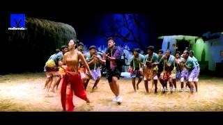 """Mirapakaya Bajji"" Video Song - ""Anji"" || Chiranjeevi | Namrata Shirodkar | Nagendra Babu"