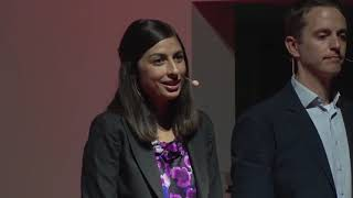 Redesigning Ourselves Back into Nature | Mollika Sajady & MIchael McCullough | TEDxTohokuUniversity
