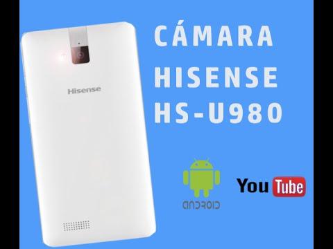 Vista cámara HISENSE HS-U980