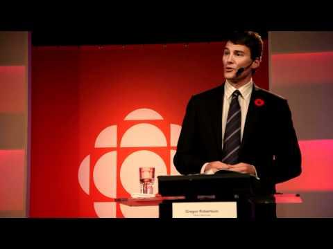 Gregor Robertson CBC Debate Opening Statement