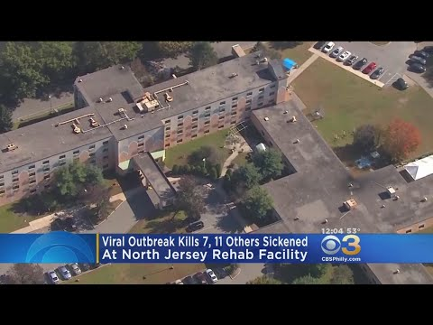 Viral Outbreak Kills 7 Children, 11 Others Sickened At North Jersey Rehab Facility
