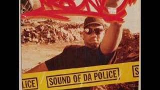Krs-One Sound of Da Police Vinyl 12
