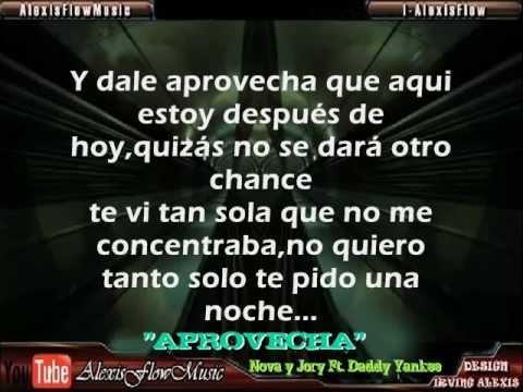 Nova y Jory Ft. Daddy Yankee -