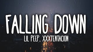 Lil Peep Xxxtentacion Falling Down Clean - Lyrics.mp3