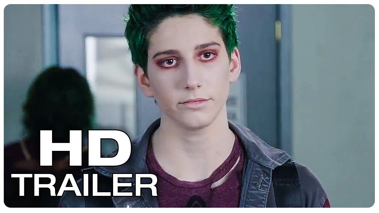 Zombies Trailer 2018 Disney Musical Movie Hd - Youtube-3147