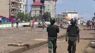 Tensions mount in Guinea ahead of final election results