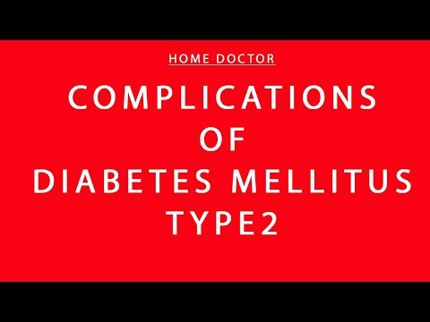 complications-of-diabetes-mellitus-type-2-#homedoctor-#truhealthtv
