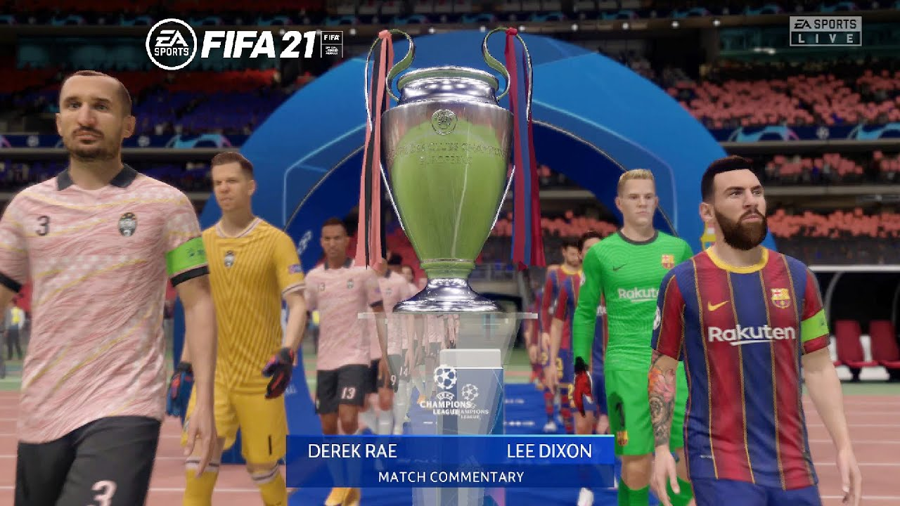 fifa 21 uefa champions league final gameplay juventus vs barcelona ps4 hd youtube fifa 21 uefa champions league final gameplay juventus vs barcelona ps4 hd