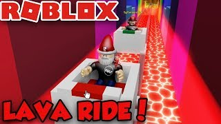BLOX4FUN RIDING THE LONGEST SLIDE IN ROBLOX!