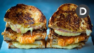 Ultimate Grilled Cheese x 3 Ways!