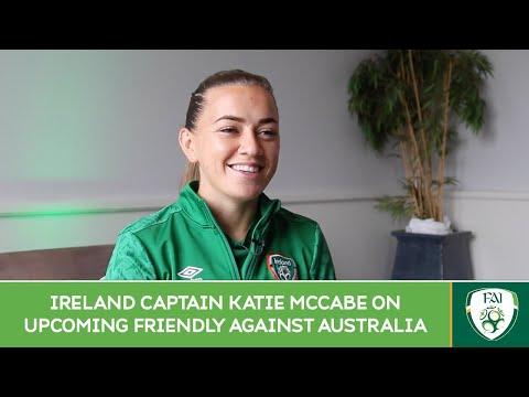 INTERVIEW | WNT Captain Katie McCabe on Tuesday's friendly against Australia