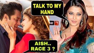aishwarya rai reaction on race 3 aishwarya shocking comment on salman khan race 3 fanne khan
