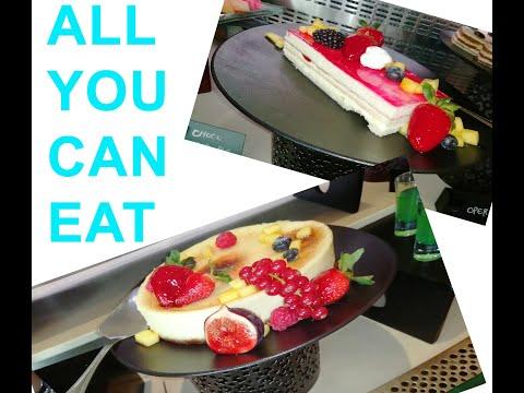 Delicious FIVE STAR Buffet In Dubai - Roda Al Bustan - Makan Restaurant