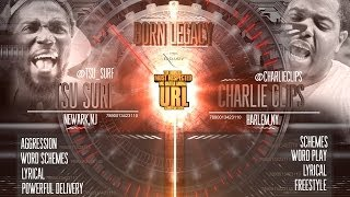 TSU SURF VS CHARLIE CLIPS SMACK/ URL | URLTV
