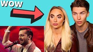 VOCAL COACH and Singer React to Atif Aslam - Tajdar e Haram (Coke Studio Season 8) - She's SHOCKED