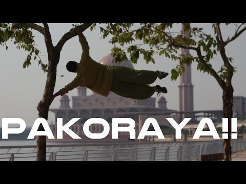 Parkour Malaysia -PAKO RAYA!