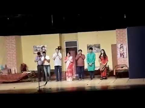 Tarun Turk Mhatare Ark By Parag Theater Pune Drama Clip