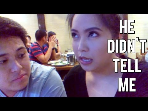 He Didn't Tell Me! (August 5, 2015) - saytiocoartillero