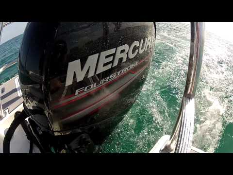 Mercury 150HP FourStroke - Corrosion Resistance - Florida Sport Fishing TV