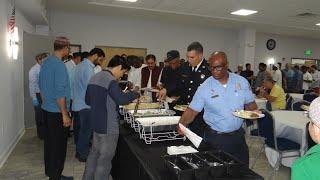 Bait-ul-Aafiyat Open House: Iftar Dinner Service and Speech