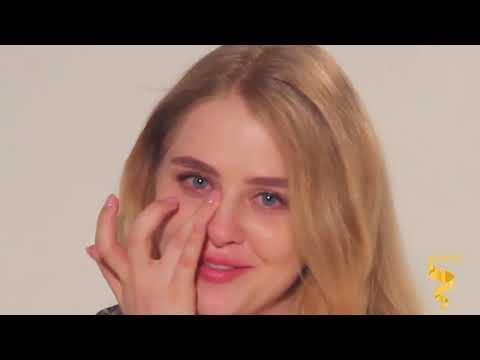 """Анастасия Грибулина. """"актерская визитка"""""""