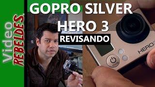 Gopro Hero 3 Silver edition Todo lo que queras saber Review