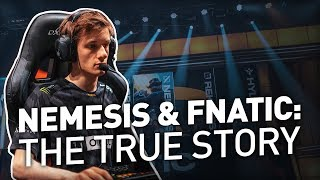 How Nemesis became Fnatic's new MID prodigy | Presented by DreamTeam