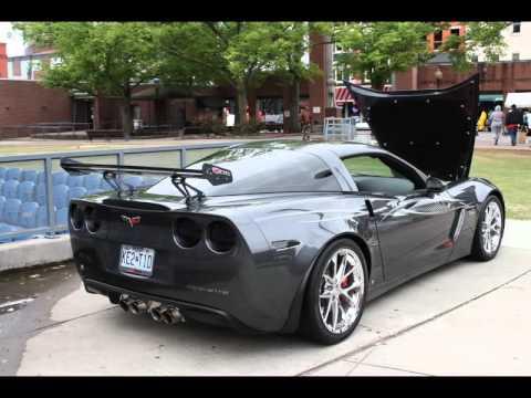 The Rock Corvette Association In Memphis Tn April 2011