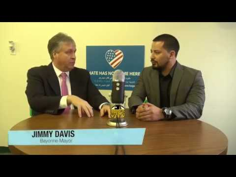 Hudson County Review Episode 21: Bayonne Mayor Jimmy Davis