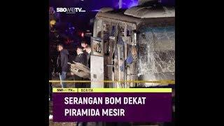 SERANGAN BOM DEKAT PIRAMIDA MESIR #videotext