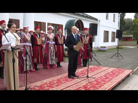 Музею в Залесье Сморгонского района подарили 130 миллионов рублей