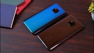 UNBOXING Huawei Mate 20 Pro + Ngetes Kamera