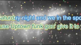4th Grade Uptown Funk Kidz Bop