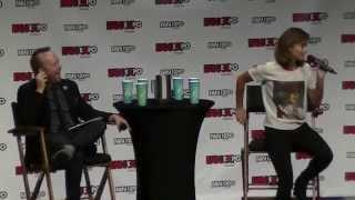 Jenna Coleman Q&A Fan Expo 2015