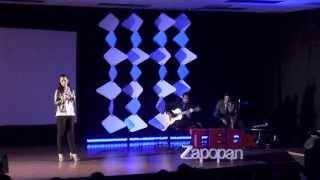 Música -- cual el tu propósito?:Voz del Alma at TEDxZapopan