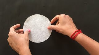 How to fold filter paper in different way- Including Fluted filter paper