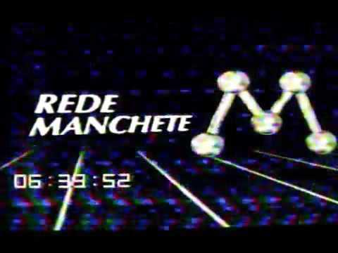 Rede Manchete Antes de Entrar no Ar (Anos 90s)
