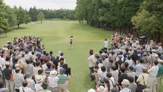 GOLF JAPAN ナショナルチームモデル /日の丸を身につけて体験する特別な1日 (デサント ゴルフ)