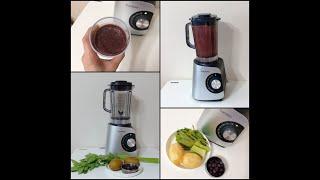 쿠쿠 크로스컷 블렌더 주스만들기 직접 사용후기(냉동 블…