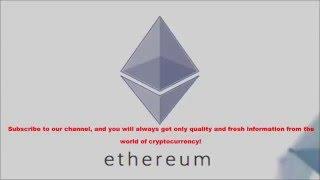 Ethereum What is Ethereum? Vitalik Buterin explains Ethereum! Generate wallet Ethereum
