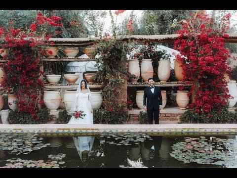 Alaa + Issam Marrakech Wedding