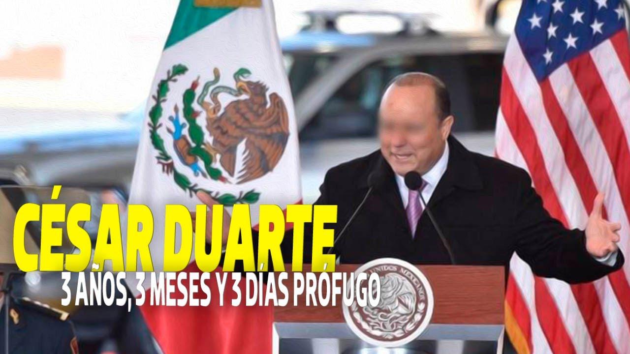 ¿Quién es César Duarte y por qué fue detenido en EU?