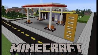 Minecraft: Benzinlik Yapımı